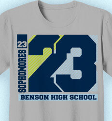 Sophomore Class Shirts - Big College Year - idea-312b6