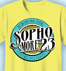 Sophomore Class Shirts - Sophomore Ready - idea-416s1