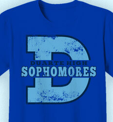 Sophomore Class Shirts - Varsity Crew - cool-695v3