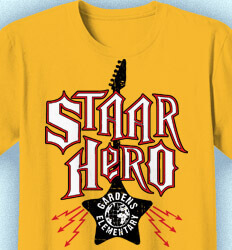STAAR Shirts - STAAR Hero Rocker - cool-972s1