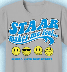 STAAR Shirts - Emoji Fun - cool-530e4