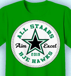 STAAR Shirts - All Star Original - cool-363a2