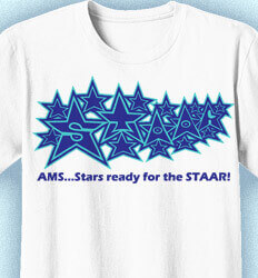 STAAR T Shirts - Star Struck - clas-352s8