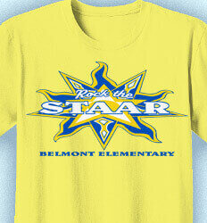 STAAR Shirts for Teachers - Tri-Star - clas-105u9