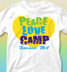 Summer Camp Shirt Design - Camp Rock desn-671c1
