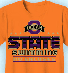 Swim Team Shirt Ideas - Super State - cool-815s3