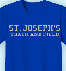 Track and Field Shirt Designs - Practice Jersey - clas-554p5