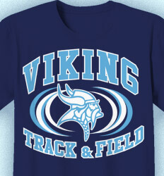 Track and Field Shirt Designs - Track Intensity - idea-181t1