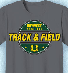 Track and Field Shirt Designs - Circularis - desn-125c6
