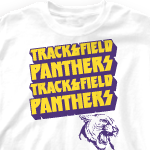 Track Team Shirts - Detroit Rock City-889e6