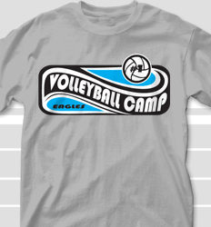 Volleyball Camp Shirt Designs - Wave Pool clas-461x1