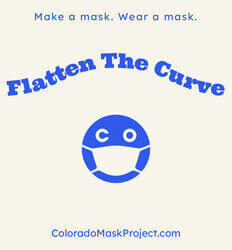 Colorado Mask Project - Promotes Face Masks
