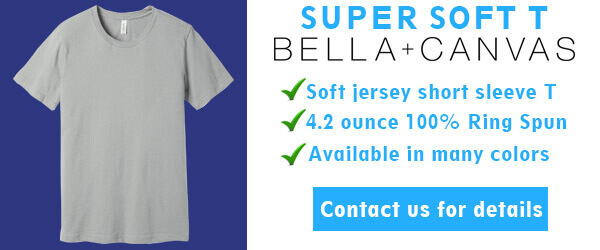 Super Soft T by Bella Canvas