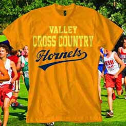 IZA Design - Cross Country Shirt Designs Since 1987