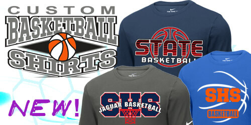 IZA Design - Custom Basketball Shirts