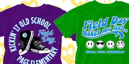 IZA Design - Field Day Shirt Ideas Since 1987