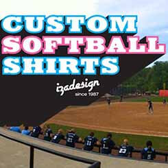 IZA Design - Best Softball Custom Shirts