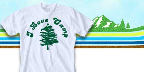 IZA Design - Amazing Summer Camp Shirts
