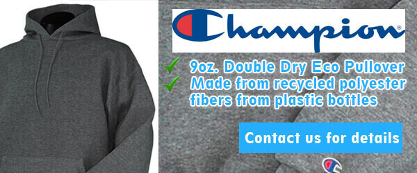 Champion Hooded Swim Team Sweatshirt - S700